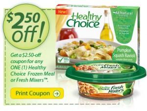 healthy choice $2.50