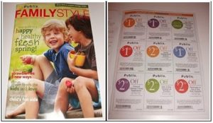 family style 1 23 300x174 Publix Family Style Magazine