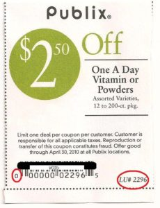 Publix Q 230x300 How To Combine Coupons
