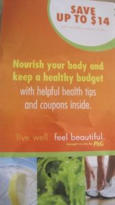 livewellorange 168x300 New Booklet: Live Well Feel Beautiful
