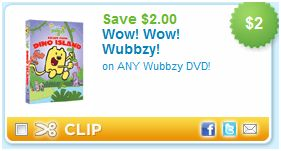 wow wow Q New Wow Wow Wubbzy DVD Coupon