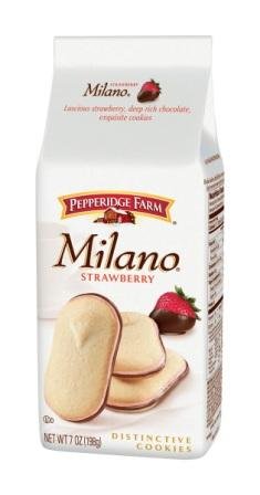 StrawberryMilano Pepperidge Farms Milano Cookie Coupon For Publix Sale