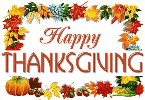 image regarding Happy Thanksgiving Signs Printable named Versus My Southwest Kitchen area: Pleased Thanksgiving
