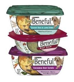 purina1 B2G1 Beneful Dog Food Tubs Coupon + Publix Deal