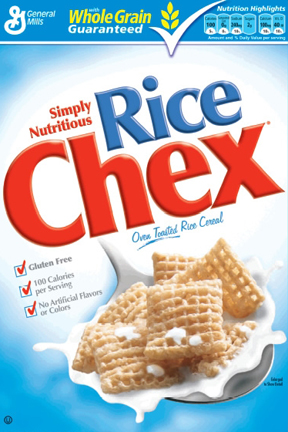 Chex Cereal Coupon Deal