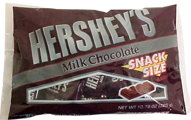 Hershey Fun Size Candy Coupon Deal