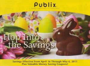 Publix Yellow April May 300x219 Yellow Advantage Hop Into the Savings Super Deals (starting 4/16)