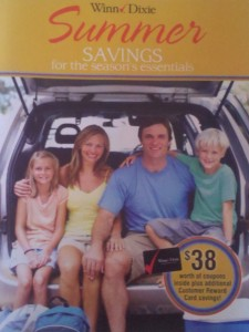 Winn Dixie Summer Savings  225x300 Winn Dixie Booklet: Summer Savings