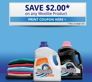 woolite facebook coupon 300x270 $2/1 Woolite Coupon (Facebook Offer)