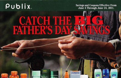 Green Publix June e1306953454597 Green Advantage Buy Flyer Catch the Big Fathers Day Savings! (effective 6/4 to 6/24)