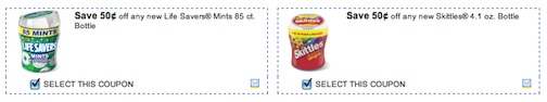 candy coupons Printable Coupons   Eggs, Skittles, Life Savers & Hunts Ketchup