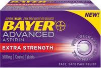Free Bayer Advanced Aspirin