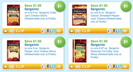 publix sargento *HOT* Sargento Publix Printable Coupons