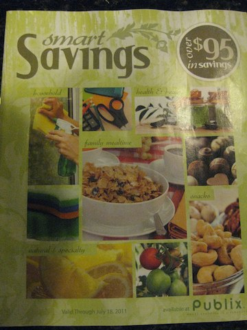 smart savings publix Publix Smart Savings Booklet