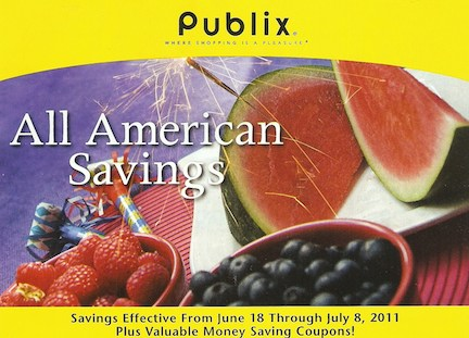 yelloe adv buy flyer Publix Yellow Advantage Buy Flyer 6/18   7/8
