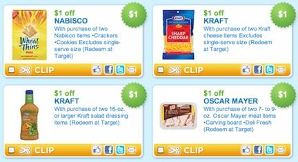 photograph regarding Kraft Printable Coupons identified as Clean Kraft Printable Discount coupons (Emphasis Keep Coupon codes)