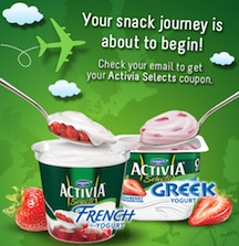 activia selects The Happy Report 8/24