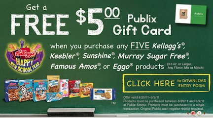 kelloggs mir Download The Publix/Kelloggs Rebate Form