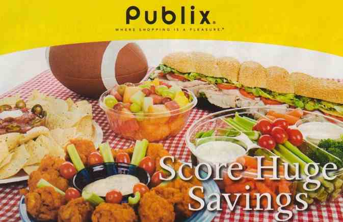 Yellow Flyer Sept 11 Publix Yellow Advantage Buy Flyer & Coupons Score Huge Savings (9/10 to 9/30)
