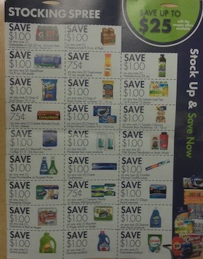 stockspree New Stocking Spree Coupons   All Publix Coupons