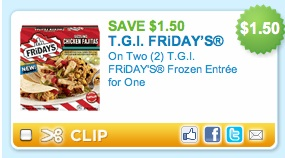 photo about Tgifridays Printable Coupons titled Fresh Printable Coupon codes - T.G.I.Fridays Johnsons