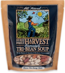 tri bean hurst Hurst Family Harvest Tri Bean Soup Recipe & More Giveaways!