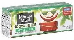 Minute Mail Juice Box Coupon   Save $1 On The 10 Pack!