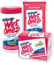 Great Deal On Wet Ones WIth Manufacturers Coupon & Publix Coupon