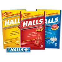 halls cough drops coupon