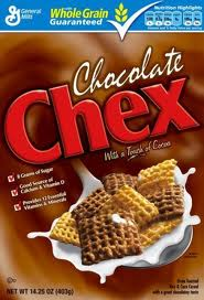 Chocolate Coffee Toffee Chex Mix & Giveaway Number Two
