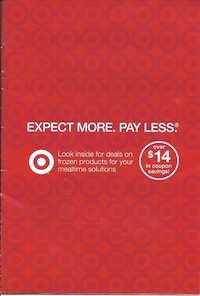 b39fcbcc73a2 Target Booklet - Expect More Pay Less - I Heart Publix