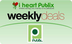Weekly Deal Publix copy Publix Ad and Coupons Week of 4/1 to 4/10 (4/1 to 4/9 for some)