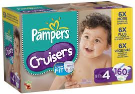 Great Deal On Pampers Diapers & Wipes