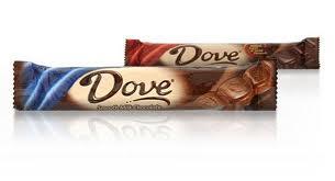 dove chocolate bars coupon