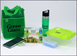 Green Giant Weight Watchers Publix prizepack Giveaway   Win A Green Giant Prize Pack