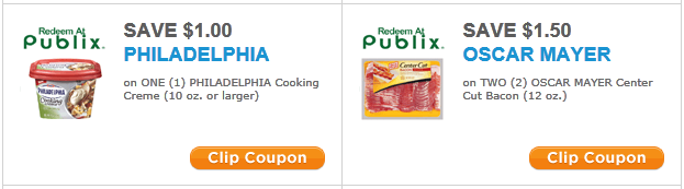 CwK0615 New Publix Coupons To Go With Current Sale At Publix