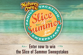 NaturesOwnSliceofSummerSweepstakes s copy Publix Deals From My Inbox 6/3