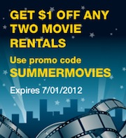 SUMMERMOVIES extrashort Blockbuster Express Code   Expires 7/1