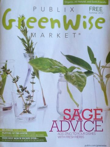 Publix GreenWise Market Magazine