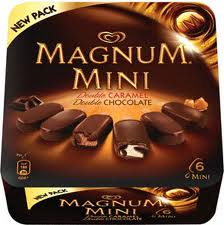 50¢ Boxes Of Magnum Mini Ice Cream At Publix