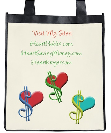 my bag Personalized Grocery Tote Only $1 With Coupon