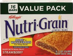 Nutri Grain Coupon   28¢ Bars At Publix With New Printable Coupon