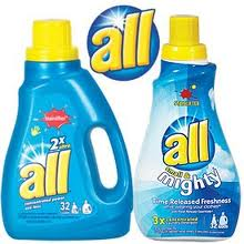 New All Detergent Coupon For Our Publix Sale