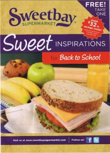 sweetbay back to school 215x300 Sweetbay Coupon Booklet   Sweet Inspirations for Back to School