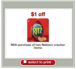 target coupons