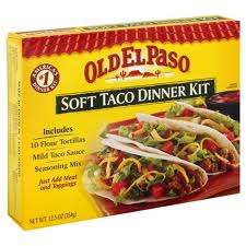 Old El Paso Coupon   Print & Hold For Upcoming BOGO Sale