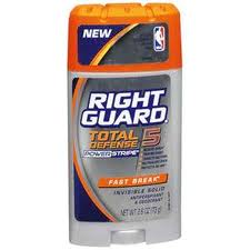 New Right Guard Coupon + Dial Body Wash Deal Reminder