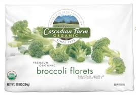 cascadian farms vegetables