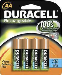 Duracell Rechargable Batteries Deal   Qualifies For Cookware Rebate!
