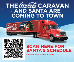 20018 Publix HolidayCaravan DigitalAD EW 2 1 Reminder: Coca Cola Caravan Visiting Publix Locations Across The South (Including Atlanta This Week!)